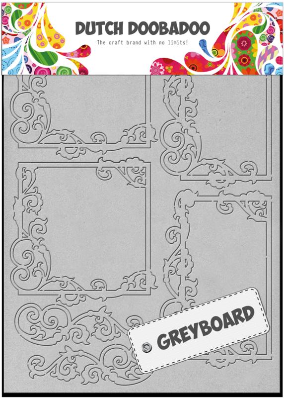 492.500.002 Greyboard Art Frames Square