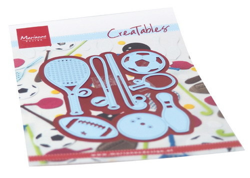 LR0659 Creatables Sports