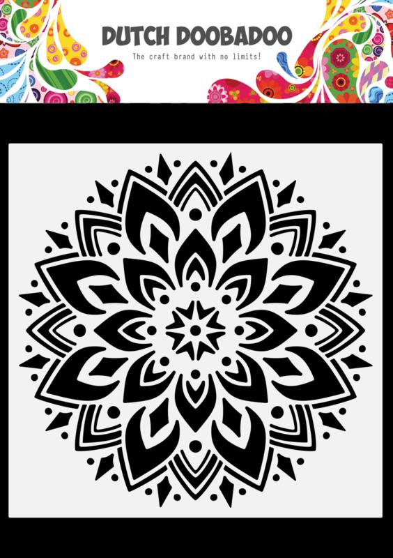 470.784.034 Mask Art Mandala