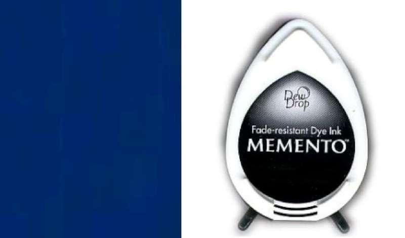 MD-000-608 Memento Dew Drop inktkussen Paris dusk