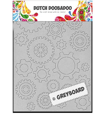 492.500.003 Greyboard Art Gears