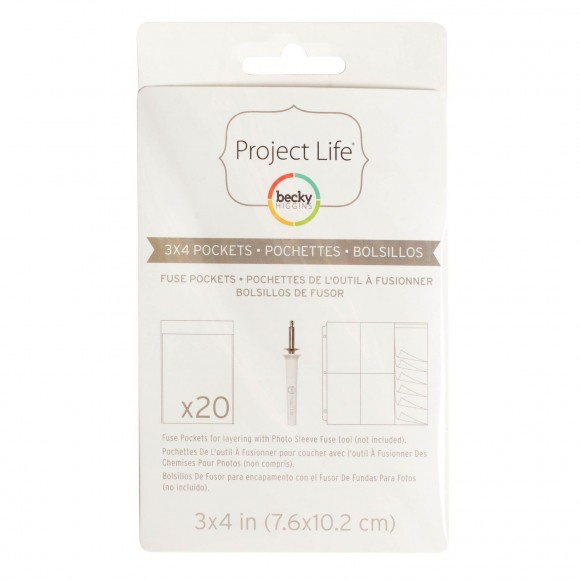 380508 Project life fuse pockets