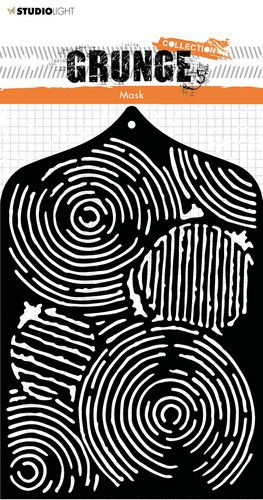 MASKSL27 Studio Light mask Stencil A6 Essentials nr.27