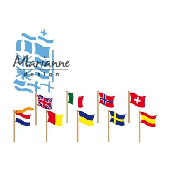 LR0603 Creatables flags