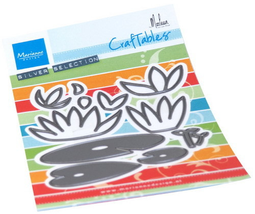 CR1515 Craftables - Waterlilies