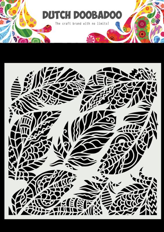 470.784.030 Mask Art feather