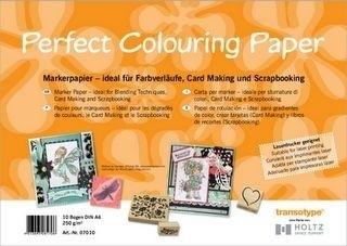 07010 papier - Perfect Colouring Paper A4