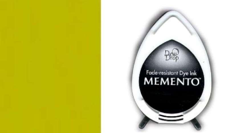 MD-000-703 Memento Dew Drop inktkussen Pear tart