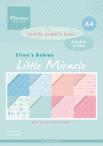 PB7058  Paperpack - Eline's Babies little miracles