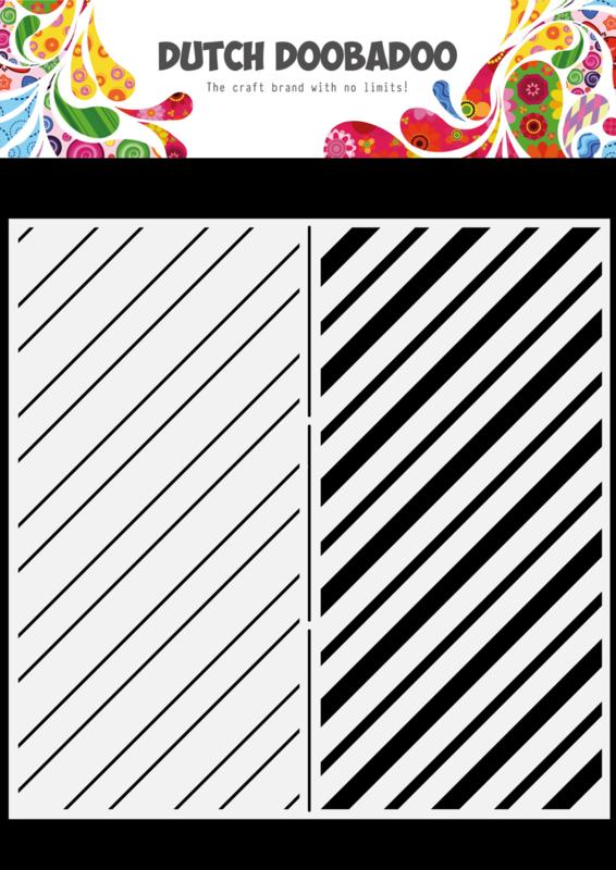 470.784.010 Mask Art Slimline Stripes