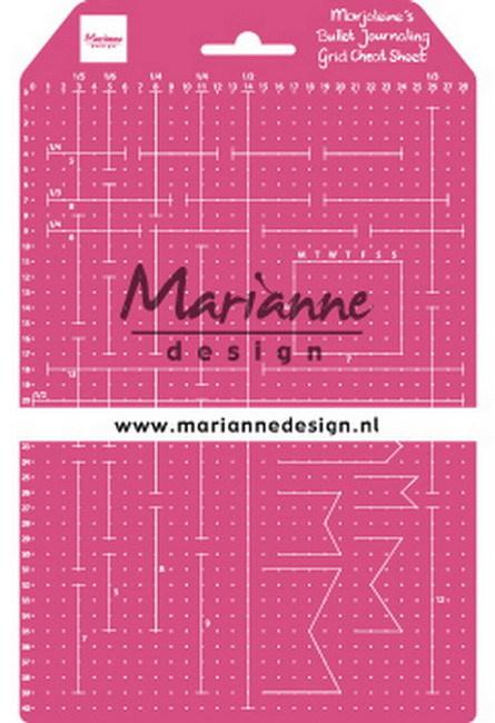 LR0030 Marjoleine`s - Grid Cheat Sheet