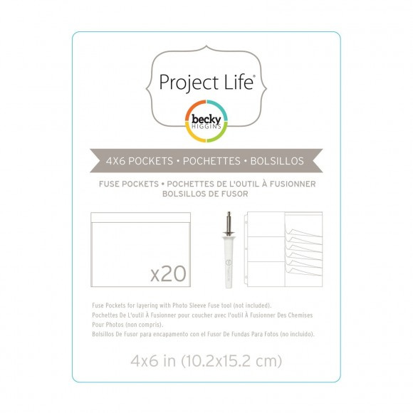 380509 Project life fuse pockets