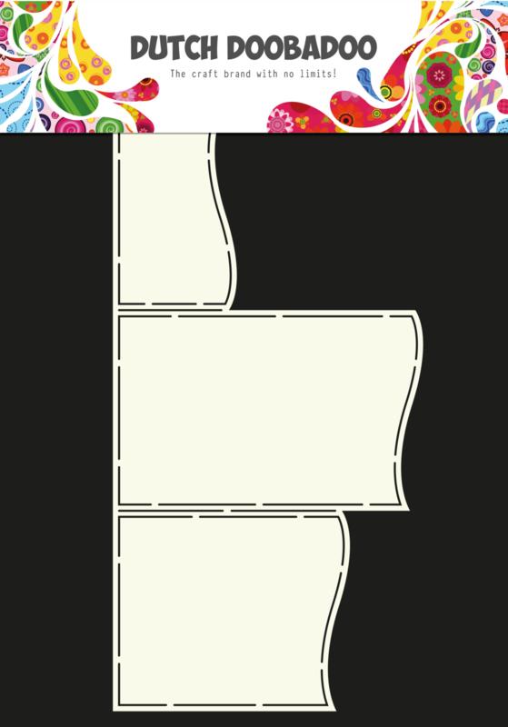 470.713.637 Dutch Doobadoo Card Art Wave