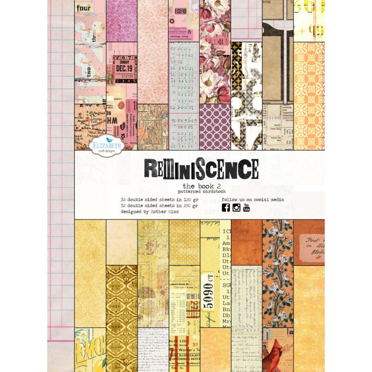 PB02 Reminiscence The Book 2  A4