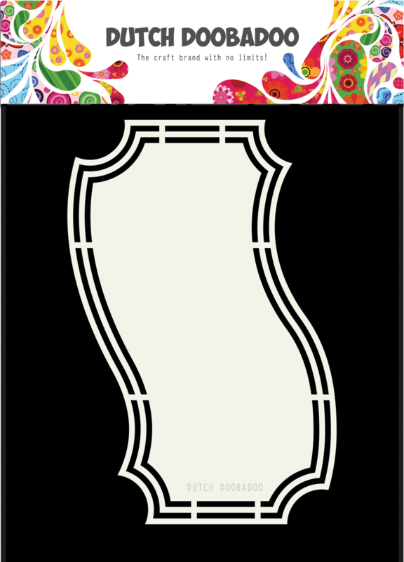 470.713.166 Dutch Shape Art Bookmark 3