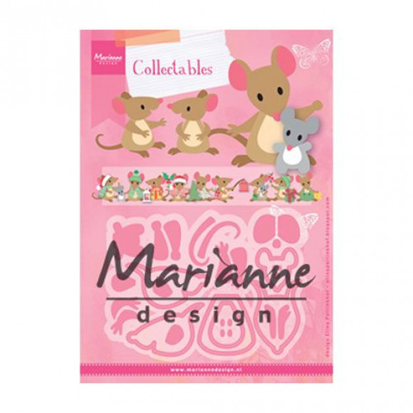 COL1437 Marianne Collectables Muizen