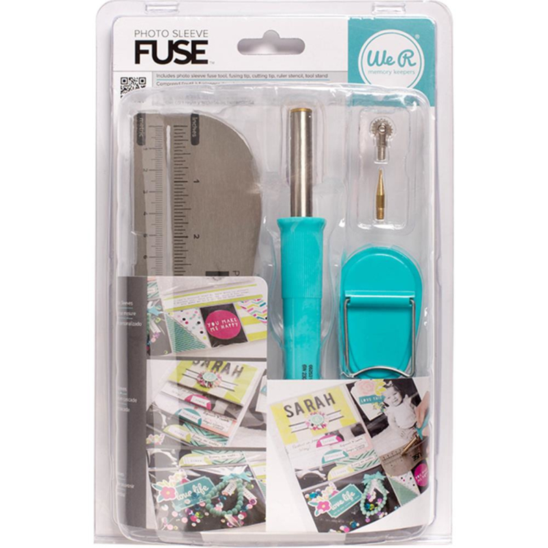 WR662533 We R Fuse Photo Sleeve Tool