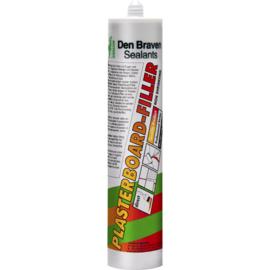 Den Braven Zwaluw Plasterboard-filler Wit 310 ml