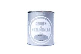 Hermadix Deuren en Kozijnenlak Grijsblauw Zijdeglans 750 ml