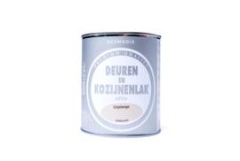 Hermadix Deuren en Kozijnenlak Grijsbeige Zijdeglans 750 ml
