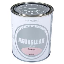 Hermadix Meubbellak Extra Babyroze Krijtmat 750 ml