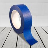 Fitex Masking tape Blauw 38mm x 50m