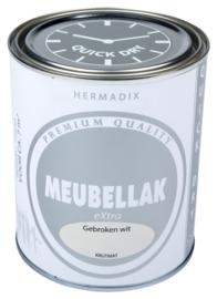 Hermadix Meubbellak Extra Gebroken Wit Krijtmat 750 ml