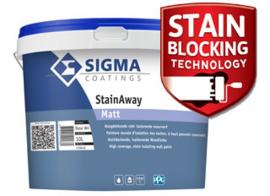Sigma StainAway Matt 1 liter