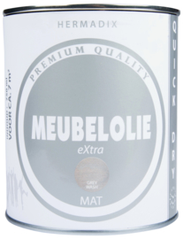 Hermadix Meubelolie eXtra Grey Wash 750 ml