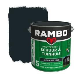 Rambo Pantserbeits Schuur en Tuinhuis Dekkend