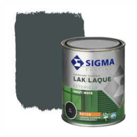 Sigma Exterieur Lak Zijdeglans Ral 7016 750 ml