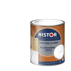Histor Perfect Finish Houten Vloer Zijdeglans Wit 750 ml