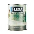 Flexa Strak in de Lak Ral 9010 Gebroken wit Hoogglans 1,25 liter