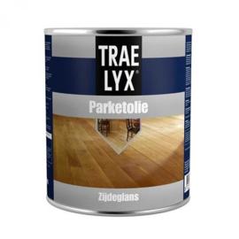 Trae Lyx Parketolie Zijdeglans 2,5 liter