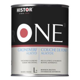 Histor One Grondverf Alkyd 1 liter