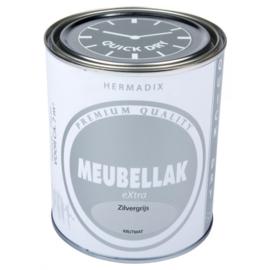 Hermadix Meubbellak Extra Zilvergrijs Krijtmat 750 ml