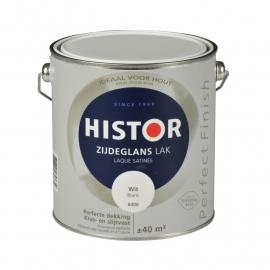 Histor Perfect Finish Katoen Ral 9001 Zijdeglans 2,5 liter