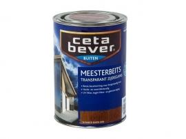 CetaBever Meesterbeits Transparant Licht Eiken 006 1,25 liter Zijdeglans