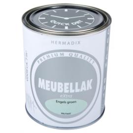 Hermadix Meubbellak Extra Engels groen Krijtmat 750 ml