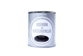 Hermadix Deuren en Kozijnenlak Puur Zwart Zijdeglans 750 ml
