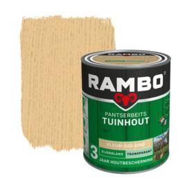 Rambo Pantserbeits Tuinhout Transparant