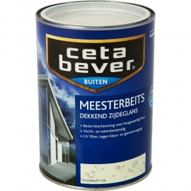 CetaBever Meesterbeits Dekkend Ral 9001 1,25 liter