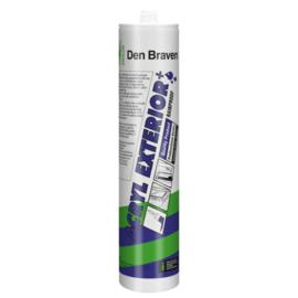 Zwaluw Acryl Exterieur+ Acrylaatkit Wit 310 ml