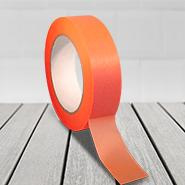 Fitex Masking Tape Oranje 25mm x 50m