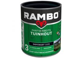 Rambo Pantserbeits Tuinhout Zijdeglans Bosgroen 1131 2,5 liter