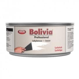 Bolivia Synthetische Lakplamuur Wit 150 gram