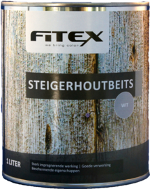 Fitex Steigerhoutbeits Blank 1 liter