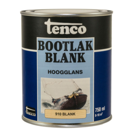 Tenco Bootlak Blank 250 ml