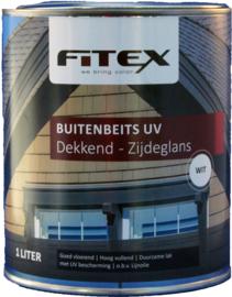 Fitex Buitenbeits UV Dekkend Zijdeglans 1 liter