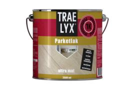 Trae Lyx Parketlak Ultra Mat 2,5 liter